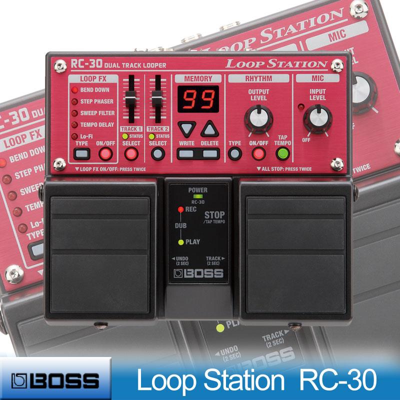 BOSS RC-30 【送料無料】【ONLINE STORE】