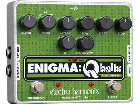 Electro Harmonix Enigma【ベース用エンベロープフィルター】【G-CLUB渋谷】
