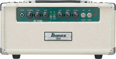 Ibanez Amplifier Series TSA15H (真空管アンプ)(送料無料)(ご予約受付中)【ONLINE STORE】