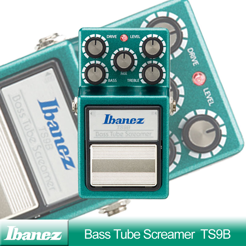 Ibanez Effector Series TS9B Bass Tube Screamer (ベース用)(送料無料)(ご予約受付中)【ONLINE STORE】