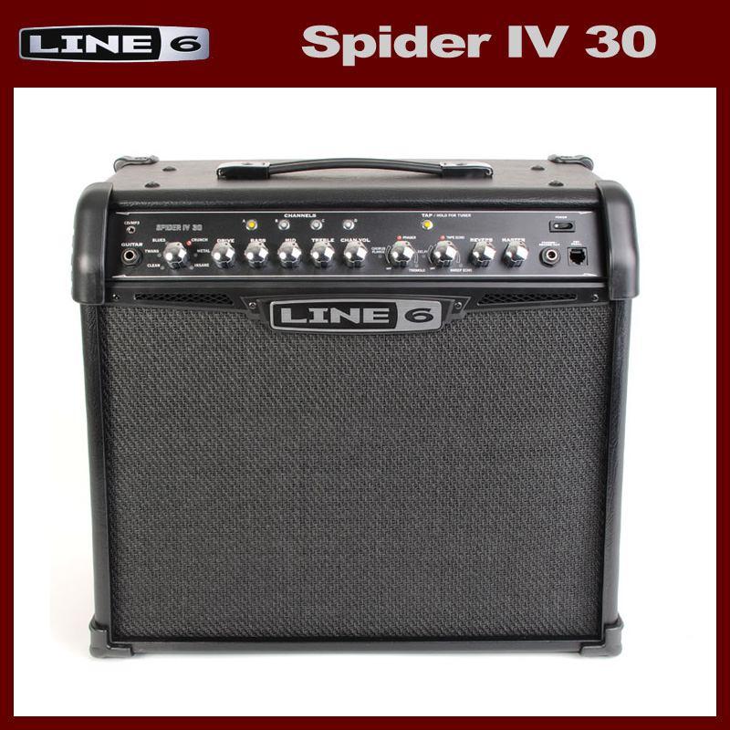 LINE6 Spider IV 30 30W [SSPIDER430] 《ギターアンプ》【送料無料】【ONLINE STORE】