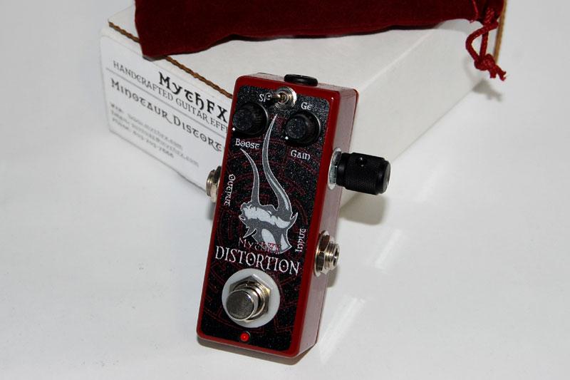 MythFX Minotaur Distortion 【送料無料】 【smtb-u】【ONLINE STORE】