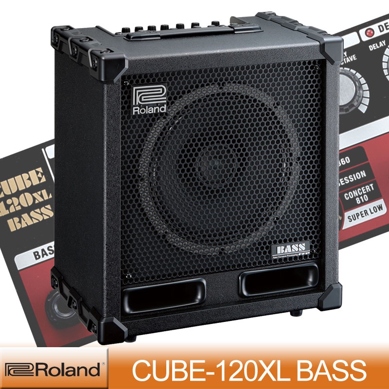 Roland CUBE-120XL BASS 【送料無料】【G-CLUB渋谷】