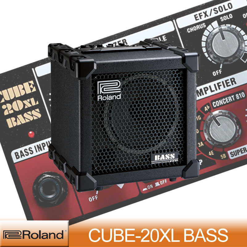 Roland CUBE-20XL BASS 【送料無料】【ONLINE STORE】