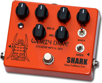 SHARK EFFECT WARZY DRIVE-EXTREME METAL BOX-【納期未定・ご予約受付中】【ONLINE STORE】