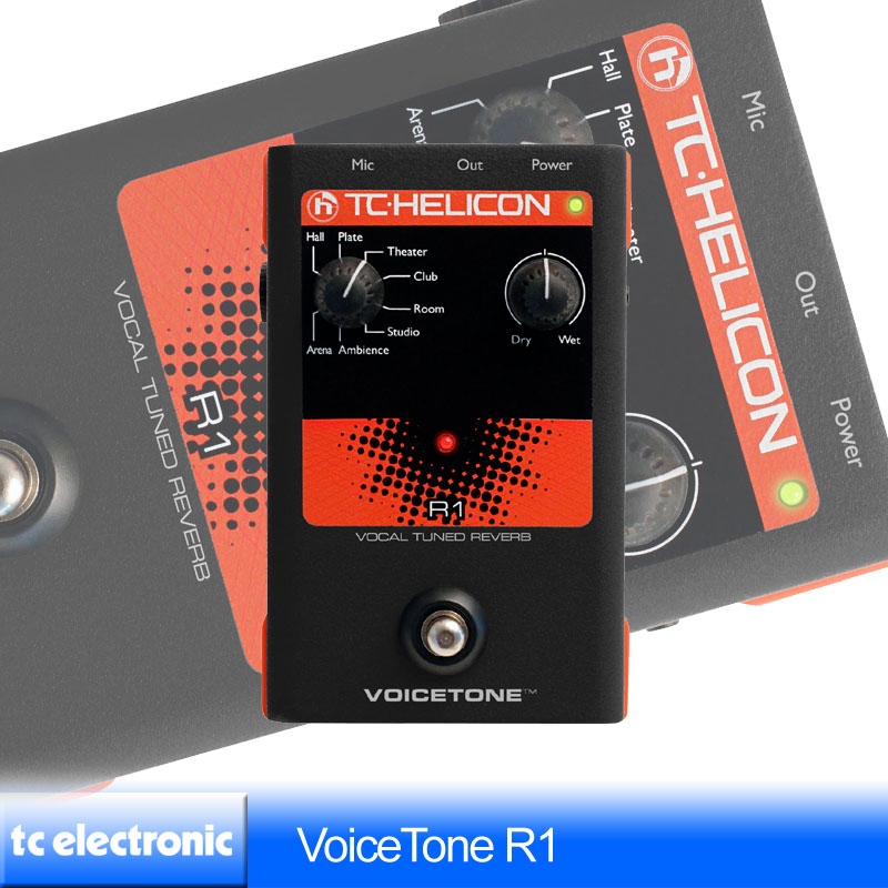 TC HELICON VoiceTone R1(マンスリープレゼント)【ONLINE STORE】