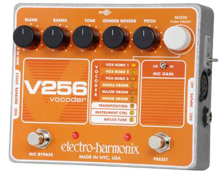 Electro Harmonix V256 【エレハモらしいボコーダー】【ONLINE STORE】