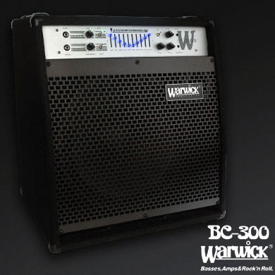 Warwick BC300 ベースアンプ ワーウィック 【送料無料】【smtb-u】【ONLINE STORE】