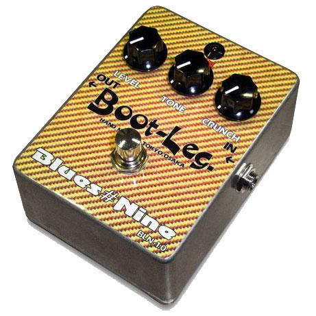 Boot-Leg Blues#Nine BLN-1.0《エフェクター/オーバードライブ》【ESPステッカー付き】【送料無料】【smtb-u】【ONLINE STORE】