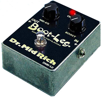 Boot-Leg Dr.Mid Rich DMR-1.0《エフェクター/ミッドコントローラー》【ESPステッカー付き】【送料無料】【smtb-u】【ONLINE STORE】