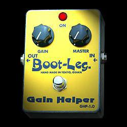 Boot-Leg Gain Helper GHP-1.0《エフェクター/オーバードライブ》【ESPステッカー付き】【送料無料】【smtb-u】【ONLINE STORE】