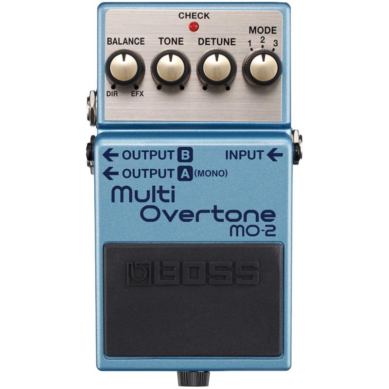 BOSS MO-2 Multi Overtone《エフェクター/オーバートーン》【送料無料】【ONLINE STORE】