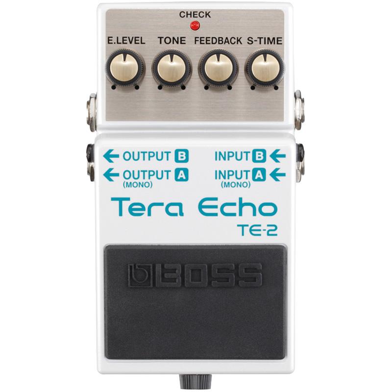 素晴らしい品質 BOSS TE-2 TE-2 Tera Tera Echo《エフェクター/エコー》 BOSS【送料無料】【ONLINE STORE】, Cos-Precious:64b3cc62 --- canoncity.azurewebsites.net
