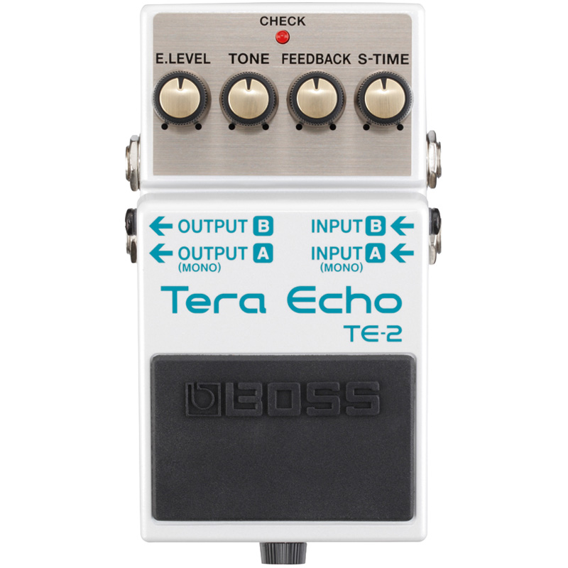 BOSS TE-2 Tera Echo《エフェクター/エコー》【送料無料】【ONLINE STORE】