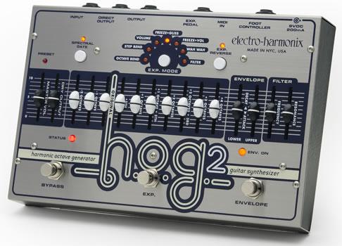 Electro Harmonix H.O.G.2《ギターシンセサイザー》【送料無料】【ONLINE STORE】