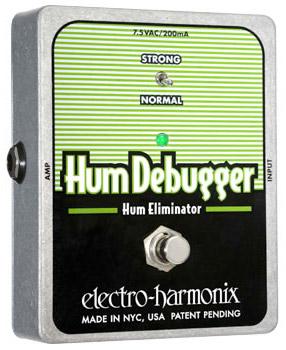 Electro Harmonix Hum Debugger 《エフェクター/ノイズリダクション》【送料無料】【ONLINE STORE】