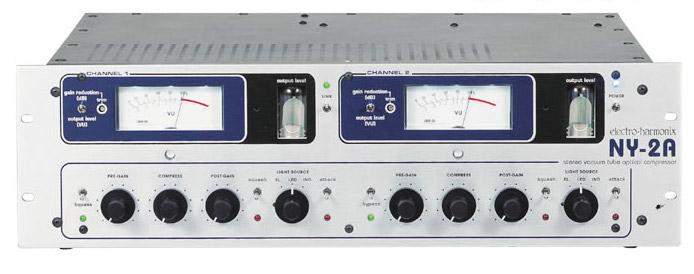 Electro Harmonix NY-2A 《エフェクター/コンプレッサー》【送料無料】【ONLINE STORE】