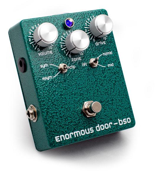 Enormous Door BSO《エフェクター/オーバードライブ》【送料無料】【ONLINE STORE】