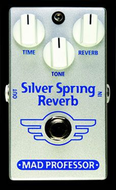 MAD PROFESSOR Silver Spring Reverb 《エフェクター/リバーブ》【送料無料】【smtb-u】【ONLINE STORE】