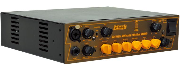 MarkBass Little Mark Tube 800(ベースヘッドアンプ)(送料無料)(マンスリープレゼント)(お取り寄せ)【ONLINE STORE】