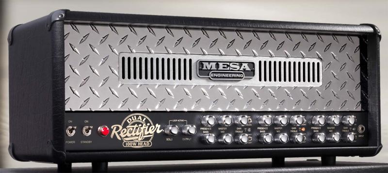 Mesa/Boogie Dual Rectifier Head《ギターヘッドアンプ》【送料無料】【ONLINE STORE】