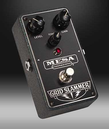 MESA Boogie GRID SLAMMER 《エフェクター/オーバードライブ》【送料無料】【smtb-u】【即納可!】【数量限定】【ONLINE STORE】