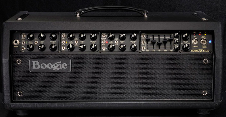 Mesa/Boogie Mark V Medium Head《ギターヘッドアンプ》【送料無料】【ONLINE STORE】