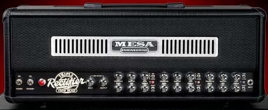 Mesa/Boogie Triple Rectifier Head《ギターヘッドアンプ》【送料無料】【ONLINE STORE】