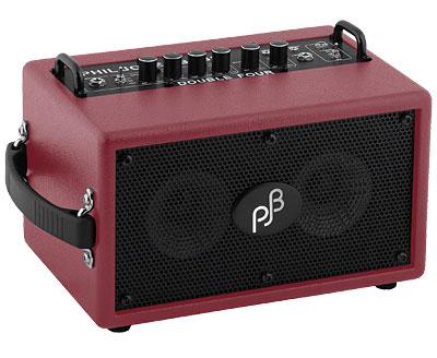 Phil Jones Double Four(RED)《小型ベースコンボアンプ》【送料無料】【smtb-u】【ONLINE STORE】