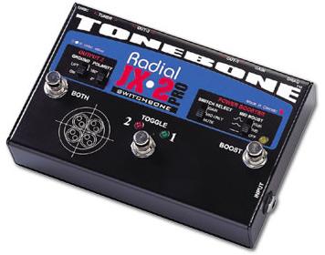 Radial Switchbone JX-2《ABBOX/ブースター》【送料無料】【smtb-u】【ONLINE STORE】