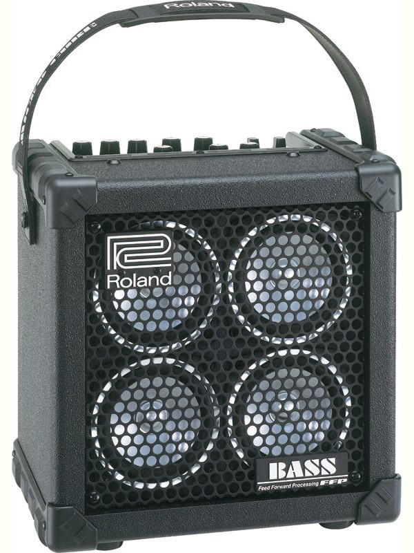コンパクトベースアンプ 【smtb-TK】 スピーカー×4 Roland MICRO CUBE BASS RX ローランド 【ポイント10倍】 【送料無料】