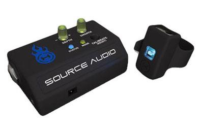Source Audio SA115 Hot Hand 3 《モーション・コントローラー》【送料無料】 【smtb-u】【ONLINE STORE】