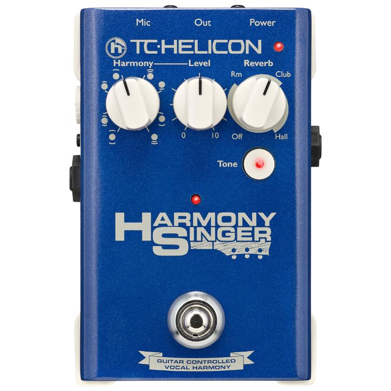 TC HELICON Harmony Singer 2 (ボーカル用エフェクター)(送料無料)(マンスリープレゼント)【ONLINE STORE】
