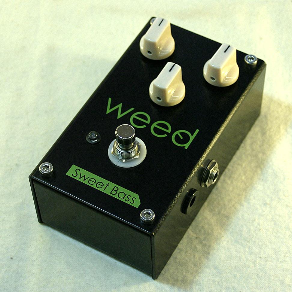 weed Sweet Bass《エフェクター/ベース用オーバードライブ》【送料無料】【ONLINE STORE】