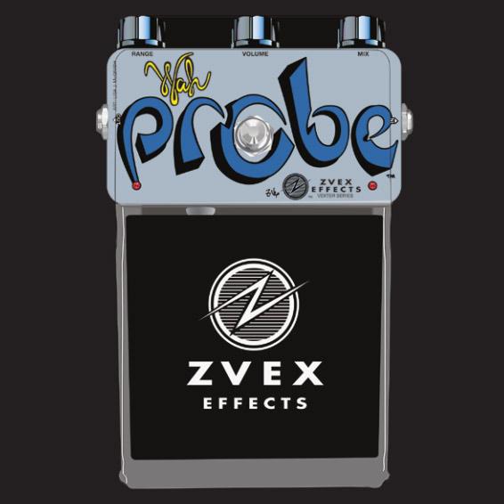 Z-VEX Vexter Series Wah Probe 《エフェクター/ワウペダル》【送料無料】【ONLINE STORE】