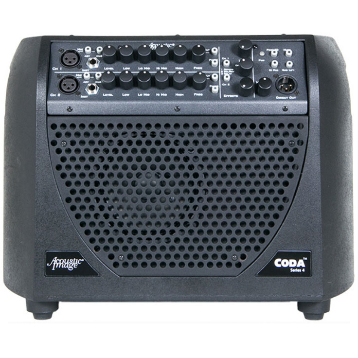 Acoustic Image 611AA plus Coda S4 plus 2ch 2ch 600W Combo Amp《コンボアンプ》【送料無料】【ONLINE STORE】