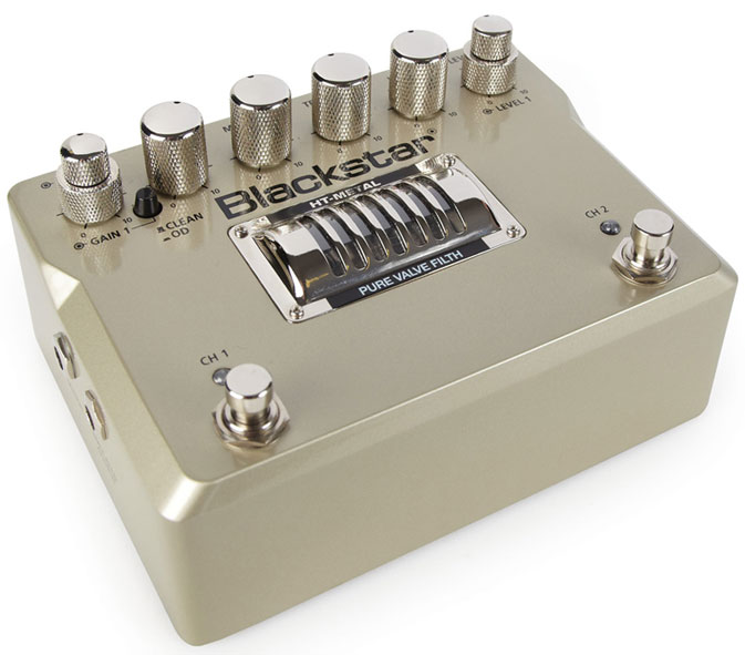 Blackstar HT Pedals Series / HT-METAL 《エフェクター/ディストーション》【送料無料】【ONLINE STORE】