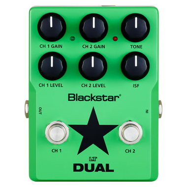 Blackstar LT Pedals Series / LT-DUAL 《エフェクター/ブースター~ディストーション》【送料無料】【ONLINE STORE】