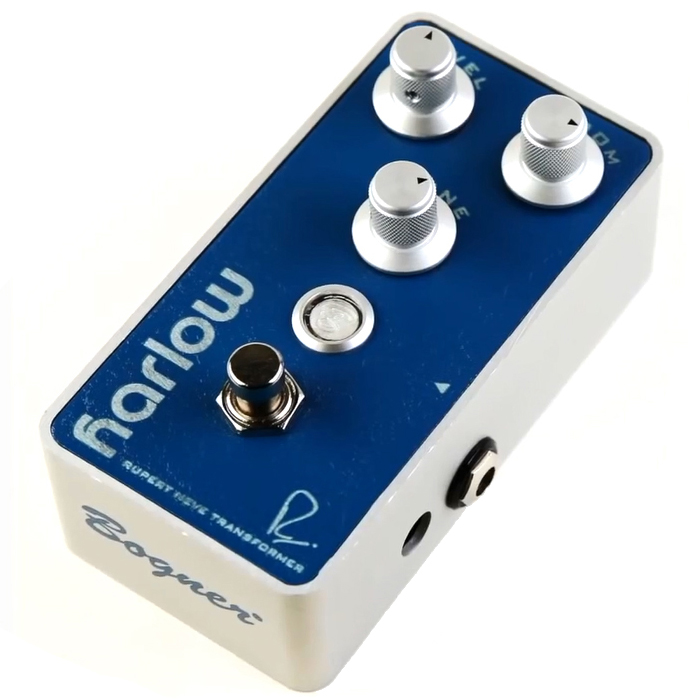 Bogner Neve Pedals HARLOW RUPERT NEVE DESIGNS BOOST With BLOOM 《エフェクター/ブースター》【送料無料】【ONLINE STORE】