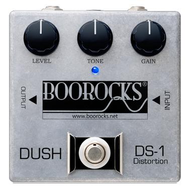 BOOROCKS DUSH Distortion DS-1 《エフェクター/ディストーション》【送料無用】【ONLINE STORE】