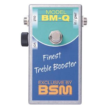 BSM BM-QV 《エフェクター/ ハイゲイン・トレブルブースター》【送料無料】【納期未定・ご予約受付中】【ONLINE STORE】