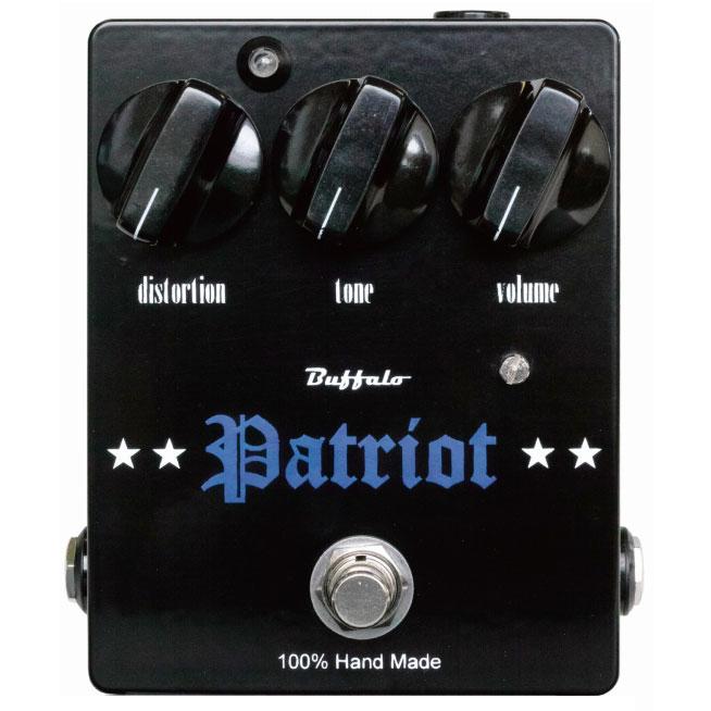Buffalo fx / Patriot 《エフェクター/ファズ・ディストーション》【送料無料】【ONLINE STORE】