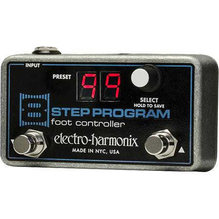 Electro Harmonix 8 Step Program foot controller 《フット・コントローラー》【送料無料】【ONLINE STORE】