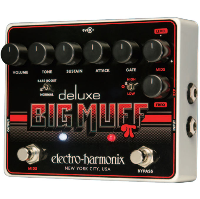 Electro Harmonix Deluxe Big Muff Pi  《エフェクター/ディストーション/ファズ》 【送料無料】【ONLINE STORE】
