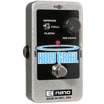 Electro Harmonix Holy Grail 《エフェクター/デジタルリバーブ》 【送料無料】【ONLINE STORE】【数量限定特価】
