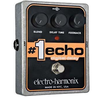 Electro Harmonix #1 ECHO 《エフェクター/デジタル・ディレイ》 【送料無料】【ONLINE STORE】