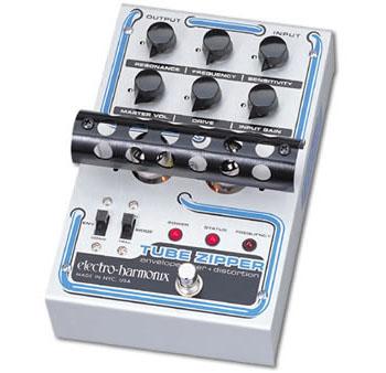 Electro Harmonix Tube Zipper 《エフェクター/チューブディストーション/オートワウ》 【送料無料】【ONLINE STORE】