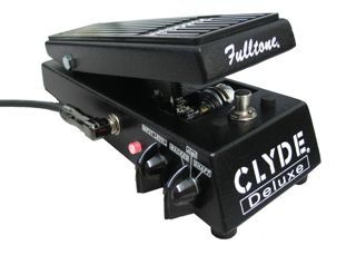 Fulltone CLYDE wah deluxe STORE】 wah 《エフェクター deluxe/ワウペダル》【送料無料】【smtb-u】【ONLINE STORE】, 烏山町:309251fc --- ww.thecollagist.com