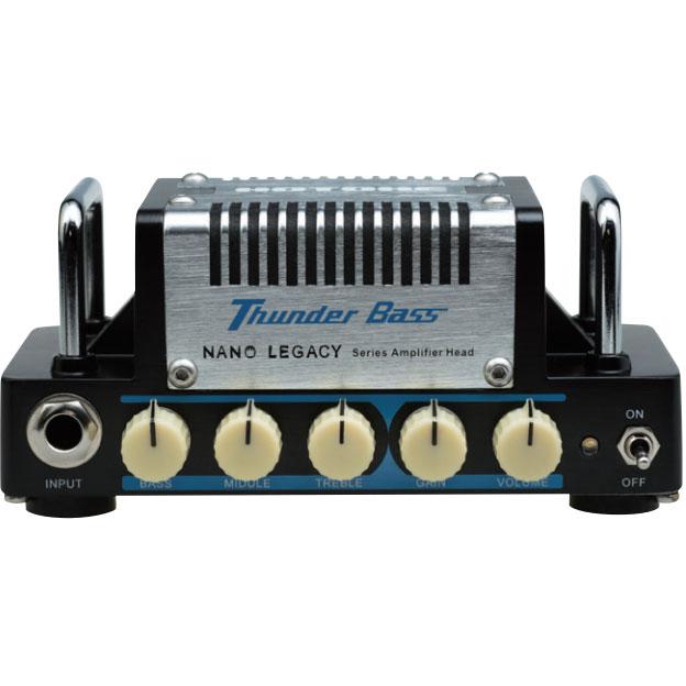 HOTONE NANO LEGACY Thunder Bass 《超小型ベースヘッドアンプ》【送料無料】【ONLINE STORE】