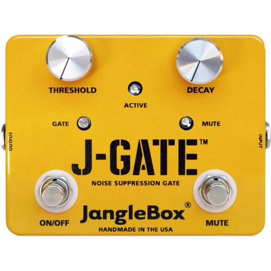 JangleBox J-Gate 《エフェクター/ノイズサプレッサー》【送料無料】【ONLINE STORE】